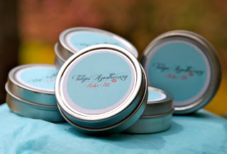 Beautiful Pucker Pot Tins