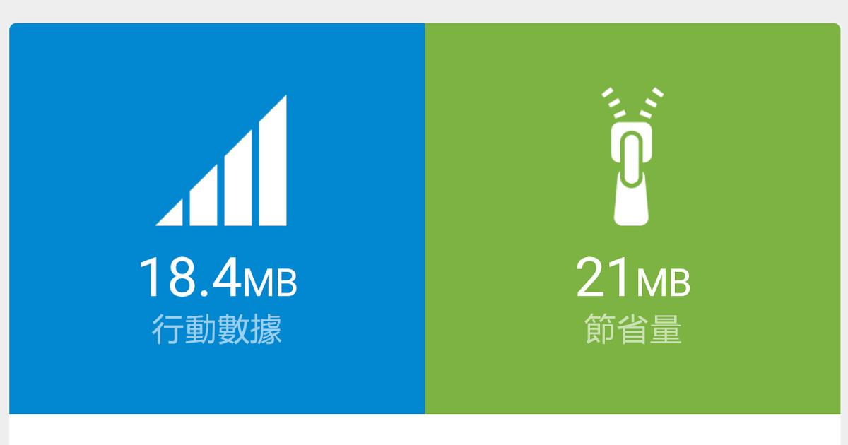 讓 YouTube 流量省大半: Opera Max 幫手機省錢加速