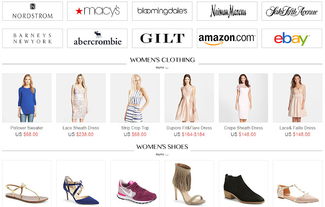 Buy Fashion Products from USA