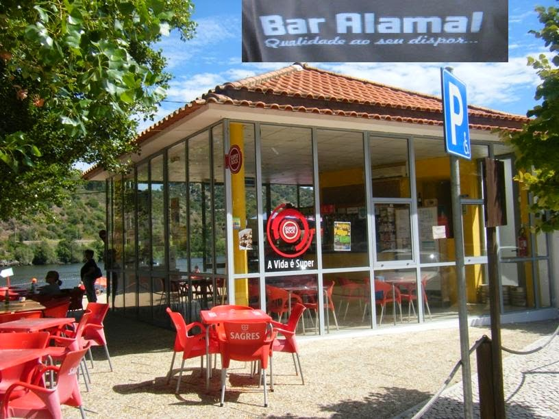 Bar do Alamal - Contacto: 241 631 221