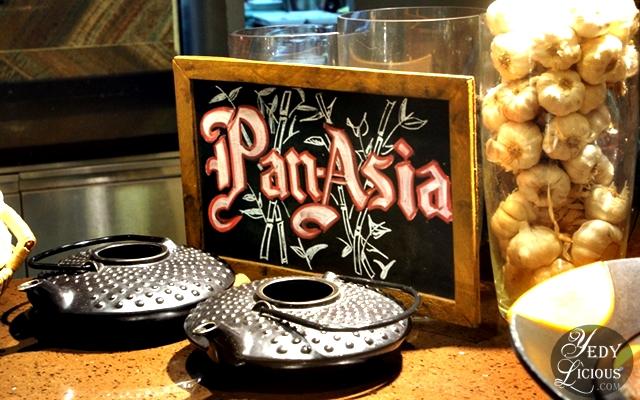Pan-Asia Buffet Section at NIU by Vikings Buffet