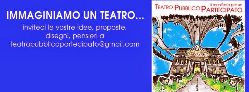 Teatro Pubblico Partecipato