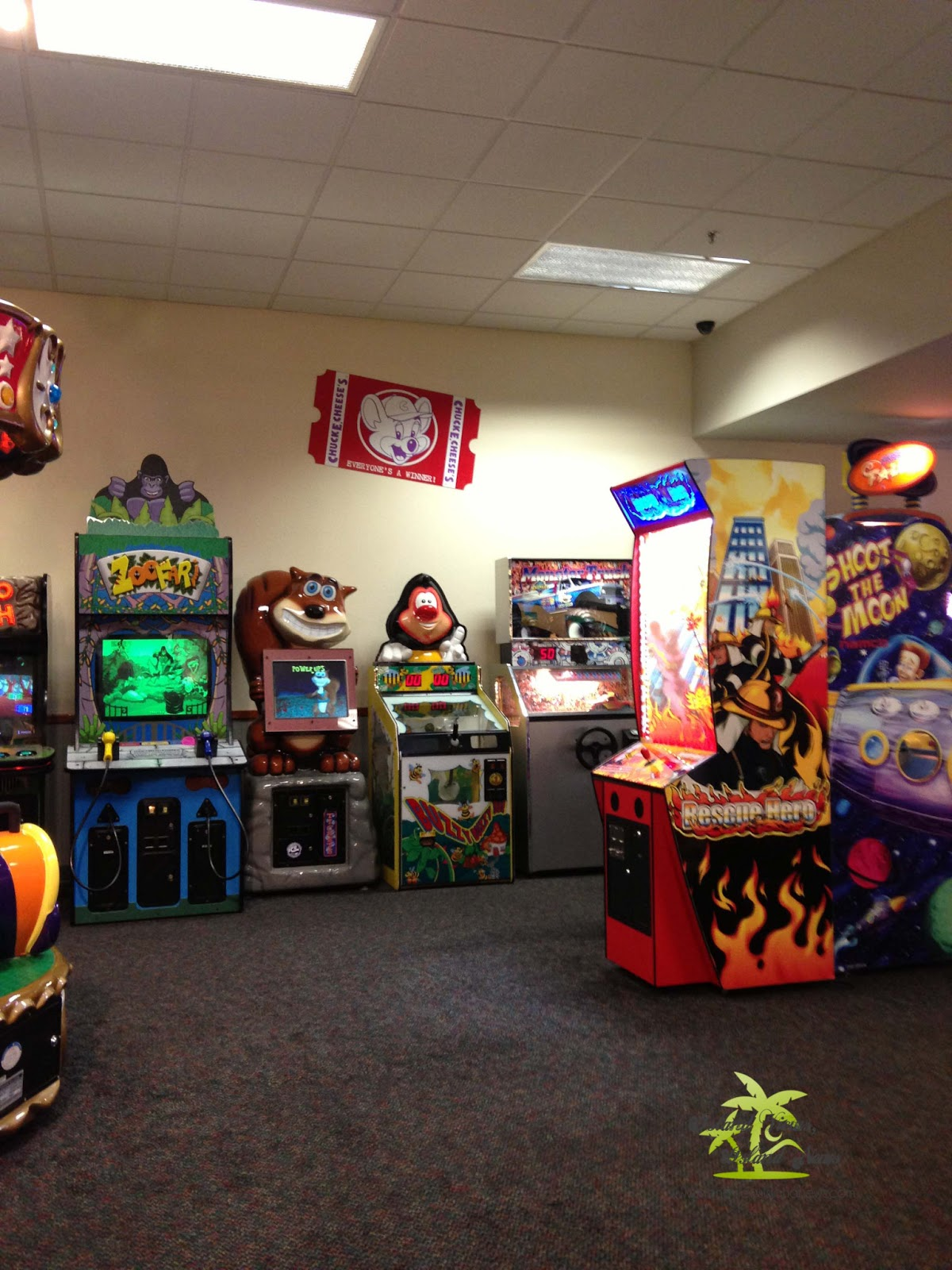 Chuck E Cheese Games 2014 Chuck e  cheese s Chuck E Cheese Games 2014