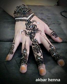 Our Love Journey Henna Wedding