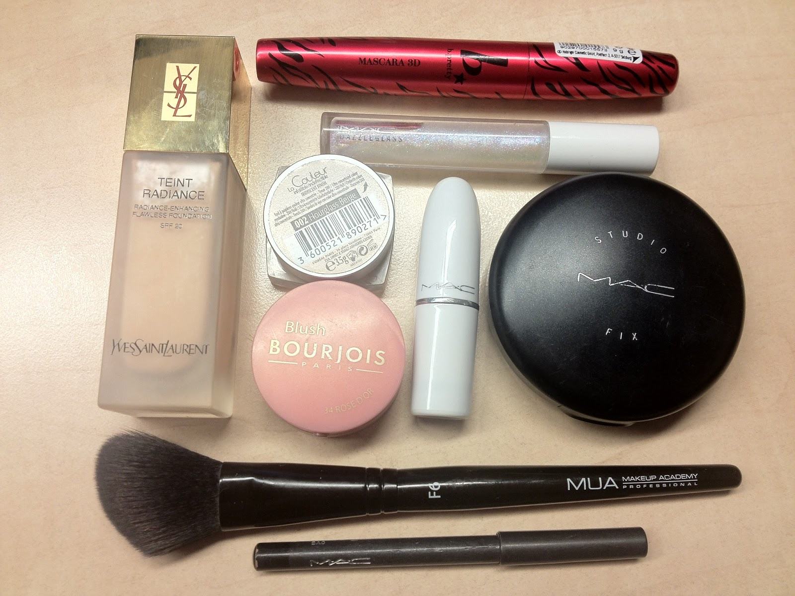 What´s in my make-up bag :)