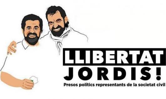 LLIBERTAT JORDIS!!