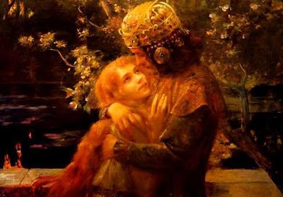 Romeo y Julieta, Gastón Bussière, Mónica López Bordón, poesía
