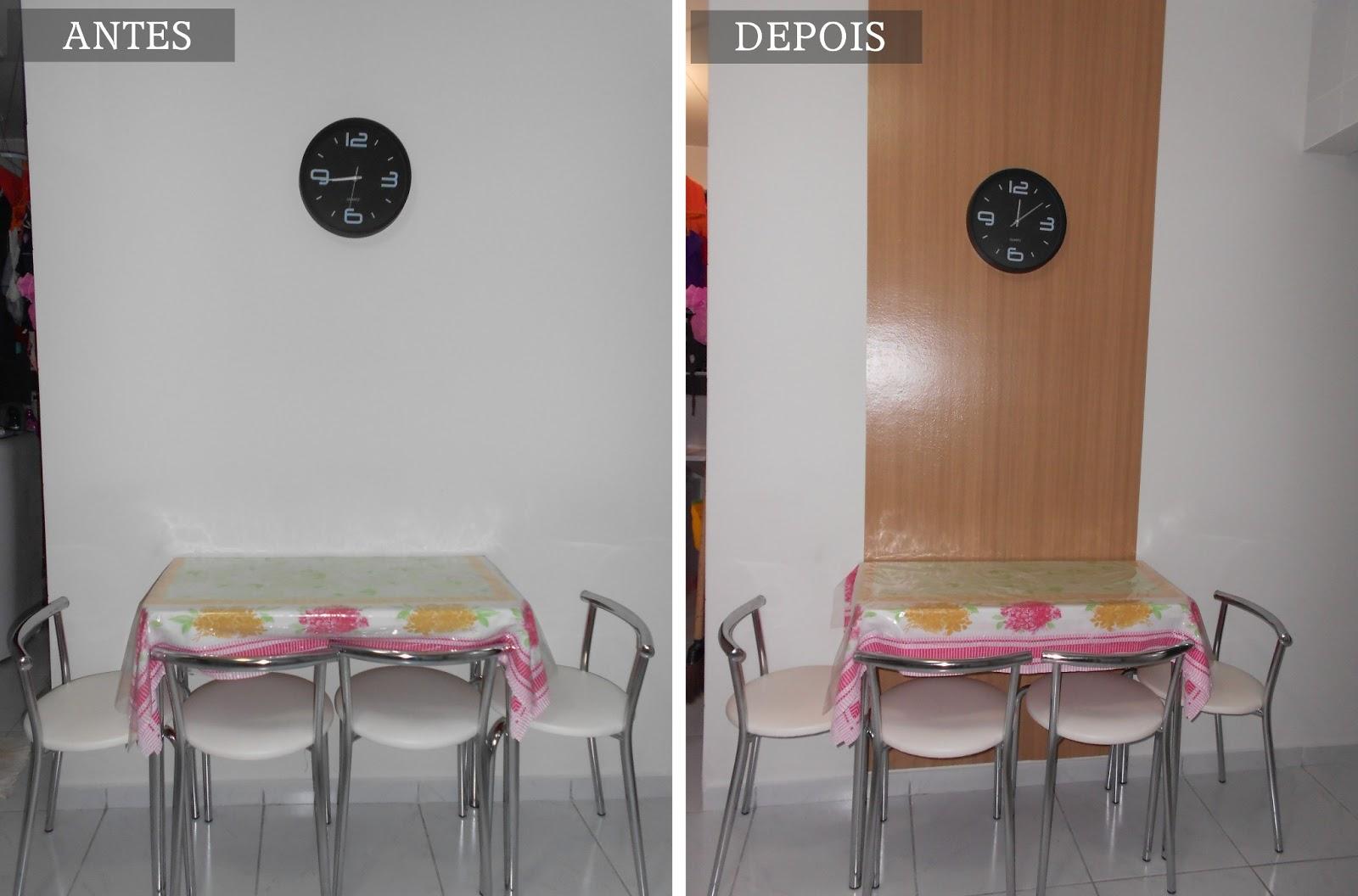 Papel Contact na parede da cozinha #8F3C56 1600x1056