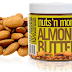 Top Almond Butter--More Omega 3s and Protein