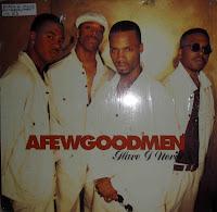A Few Good Men – Have I Never & Tonite (VLS) (1995)