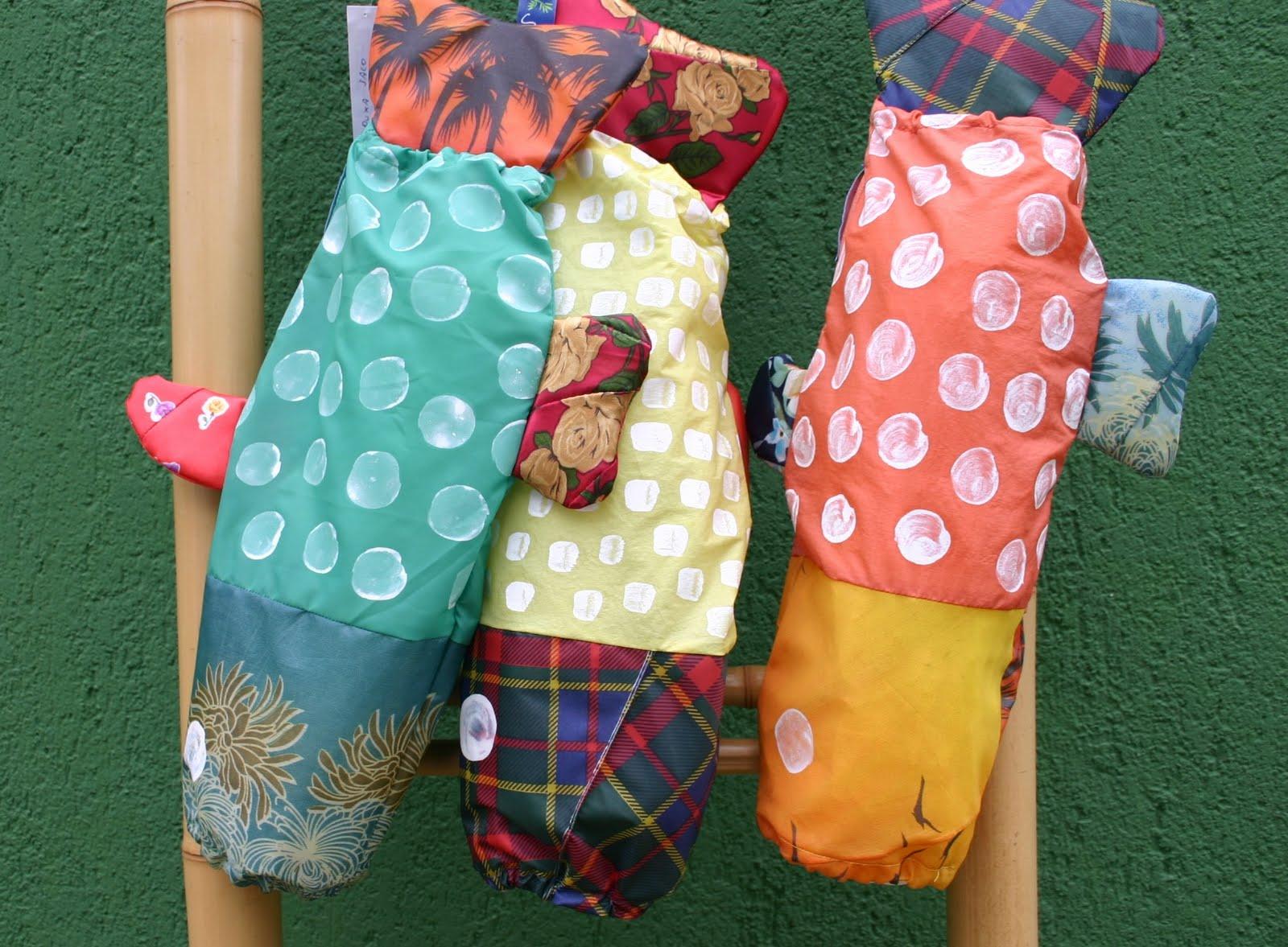 Bolsa Feita Com Tecido De Sombrinha : Quot de mathaji para reciclagem guarda chuva e