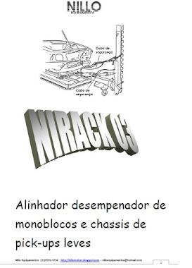 Capa da apostila de chassis de automóveis