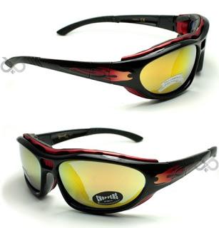 Choppers motoros napszemüveg