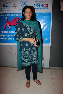 Priya Dutt at Richfeel's Cancer Event Photo Gallery