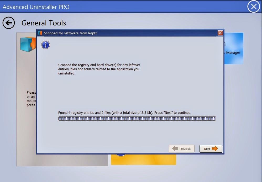 برنامج Advanced Uninstaller PRO لحذف البرامج من جذورها