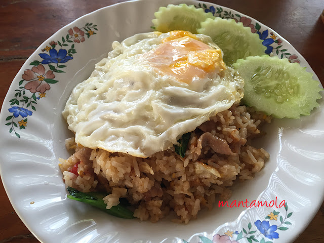 Fried rice, Thailand