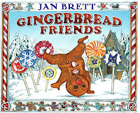 Gingerbread Friends image