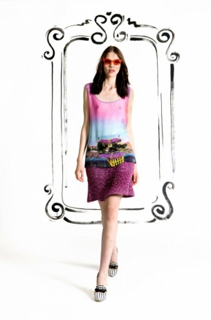 Moschino-Cheap-and-Chic-Resort-Collection-2013