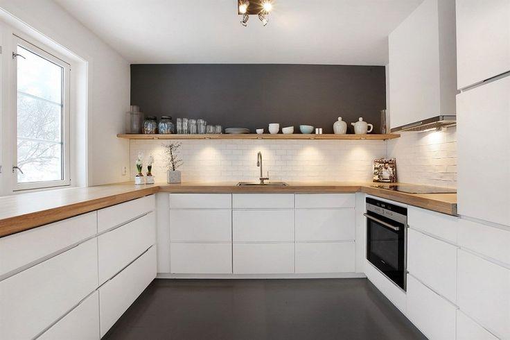 Mooie Witte Keuken : Inspiratie witte keuken mooie witte keuken fris en ruimtelijk