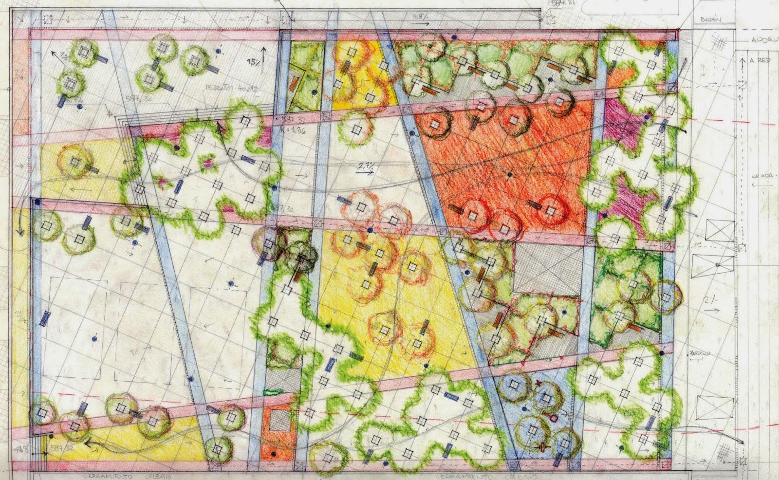 Base Paisajismo Proyecto De Zona Verde P Blica Aspectos