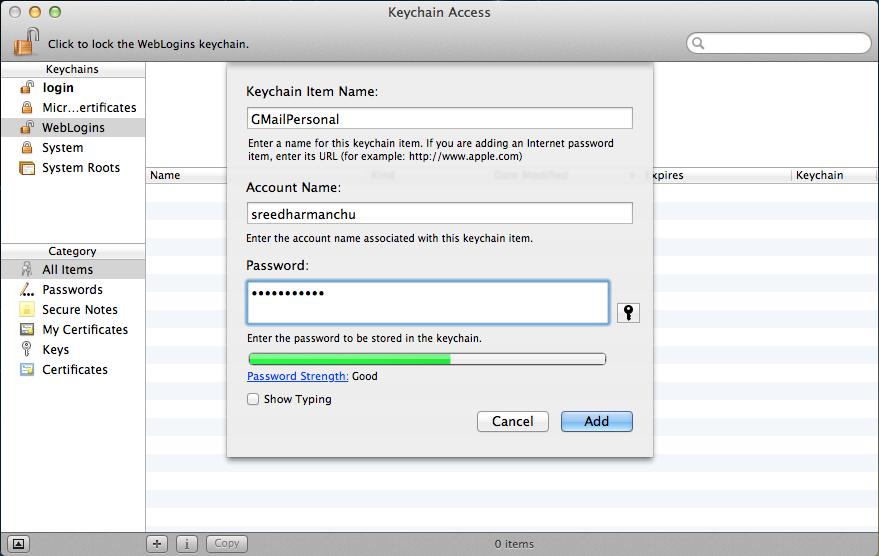 access keychain on ipad - 879×556