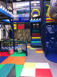 Bubbles Factory in Scotland - Indoor Playground Equipment