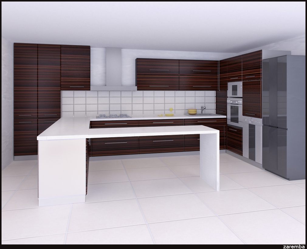 Шаблон The Kitchen