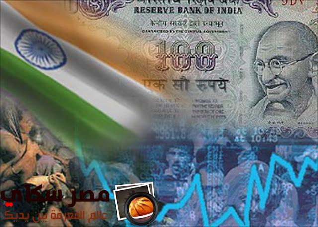 الهند وأنشطتها الإقتصادية والثروة الحيوانية والثروة السمكية