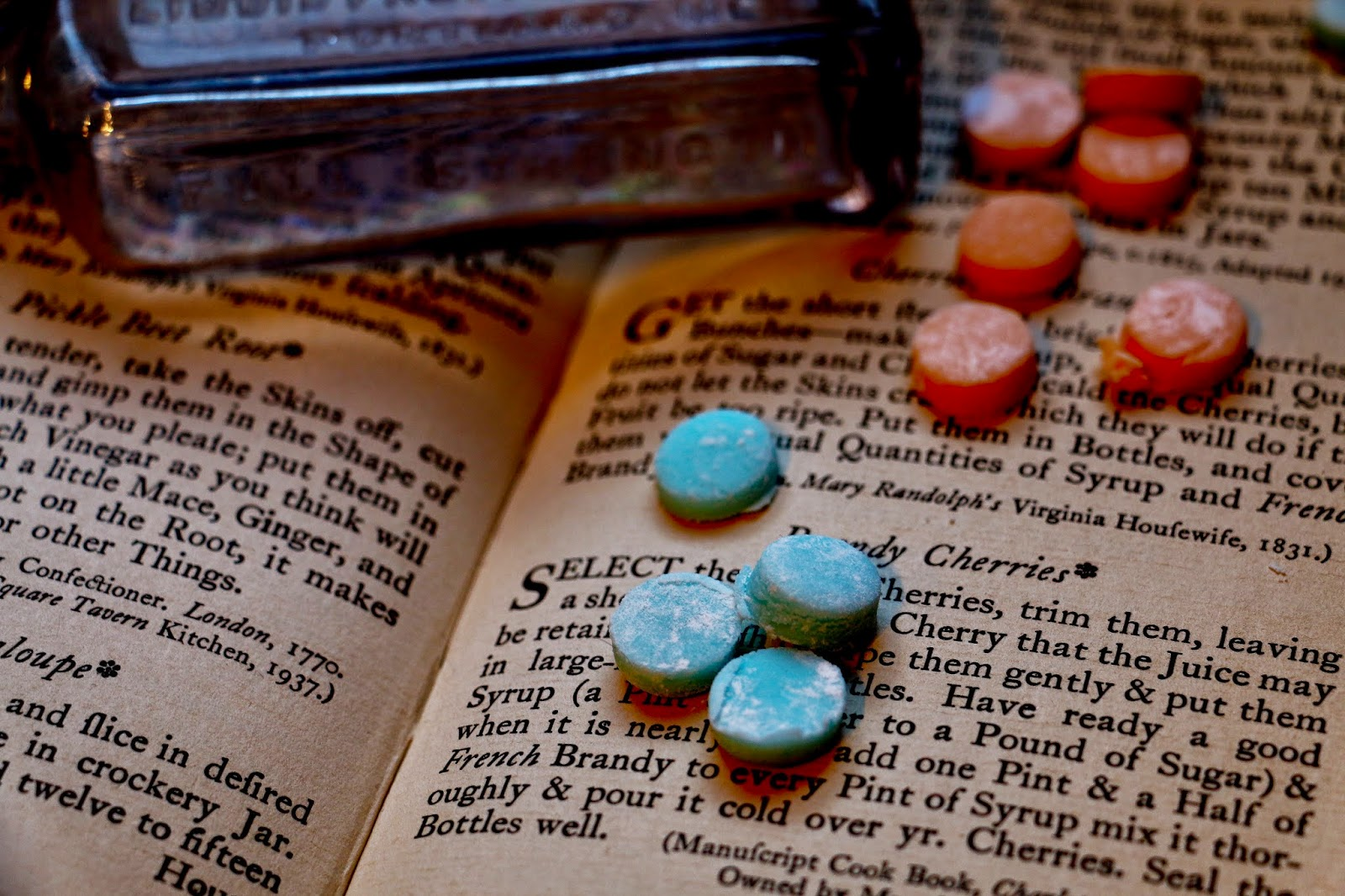1700s Altoids Lozenge Recipe