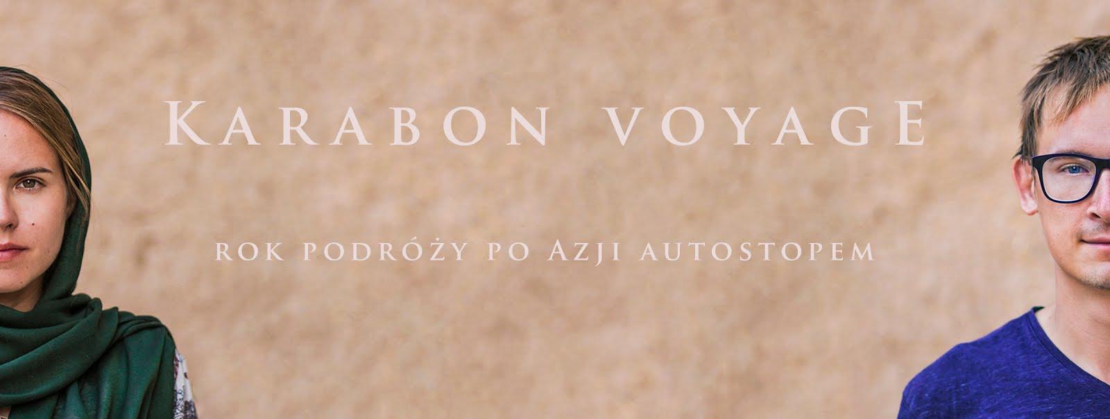 Karabon voyage - historie i porady z podróży