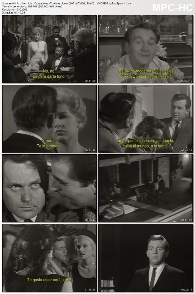 Too Late Blues ( 1961 ) VO.SE