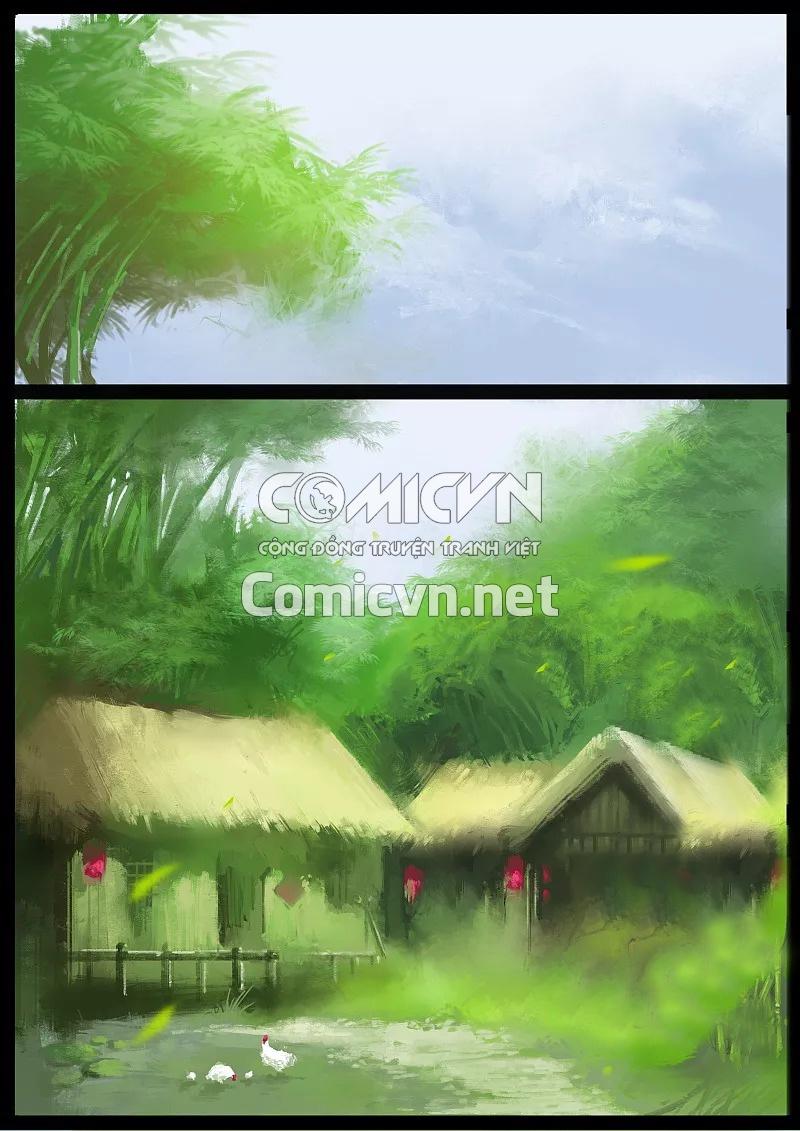 Tây Du Ký Ngoại Truyện-DENGANG Chap 54 - Next Chap 55 image 1