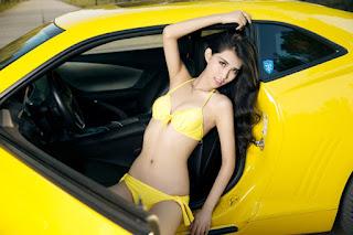 Gái đẹp Và siêu xe bạn chọn???