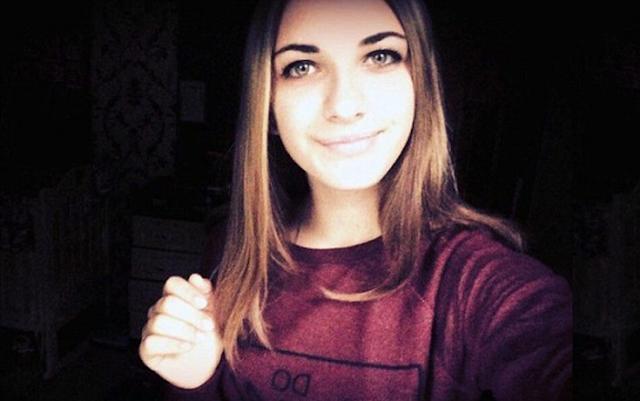 هذه هي الفتاة التي تم وضع القنبلة تحتها  في الطائرة الروسية والمخابرات البريطانية تشرح كيف وصلت القنبلة للطائرة !!