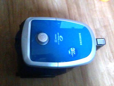 Samsung SC4740 пылесос для домохозяек