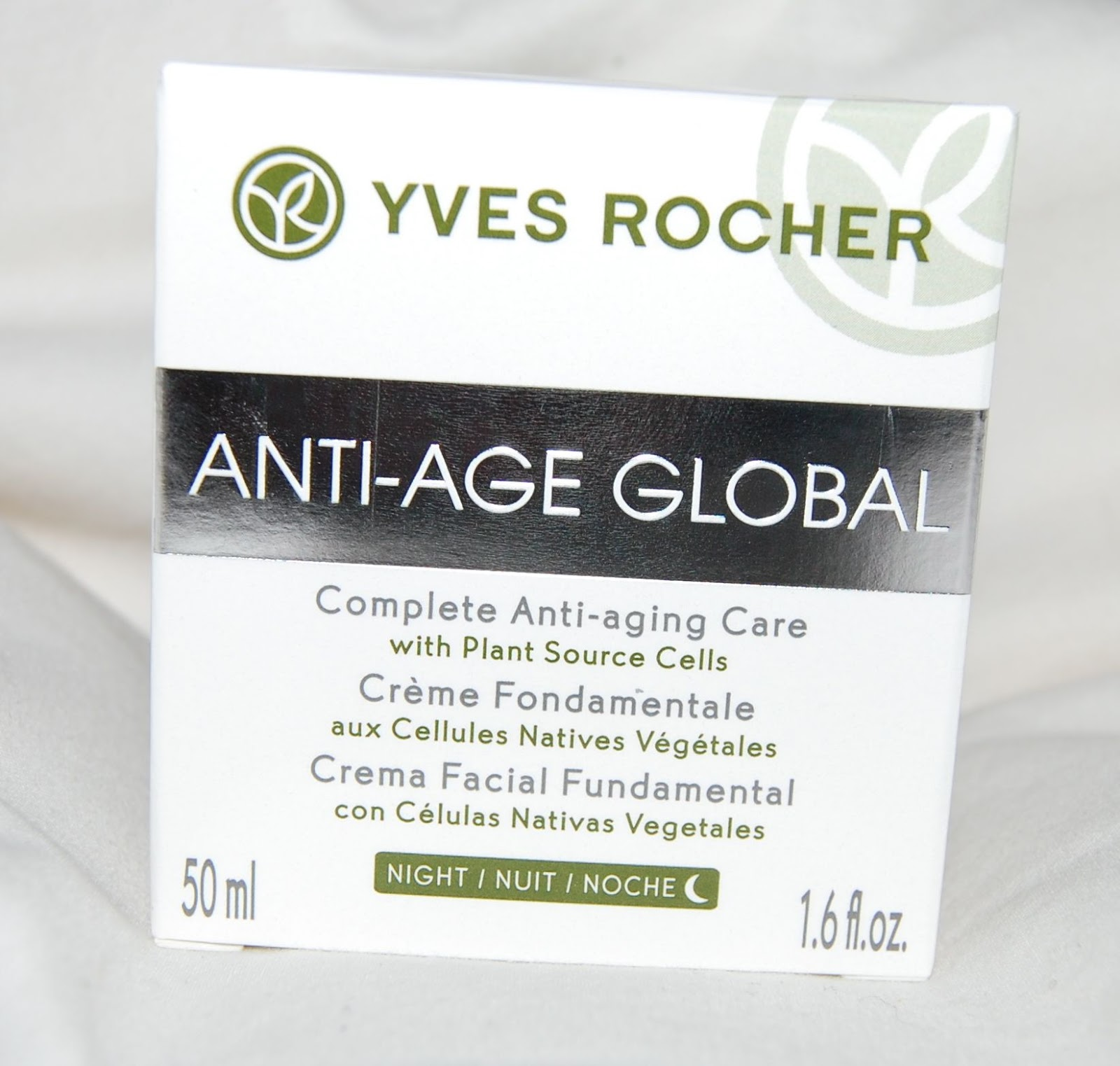 beauty squared yves rocher anti age global review and photos. Black Bedroom Furniture Sets. Home Design Ideas