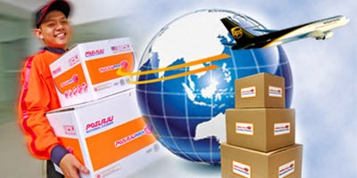 Tracking parcel anda