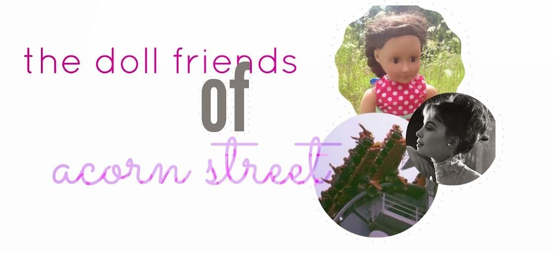 The Doll Friends of Acorn Street