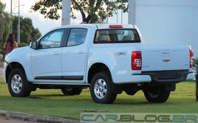 Chevrolet S-10 LT 2.8 Diesel 2014