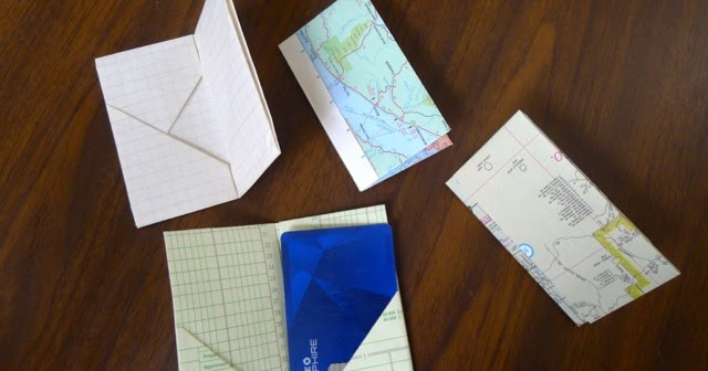 Ledger Card Holder : Monica lee artful recrafter card and wallet holder tutorial