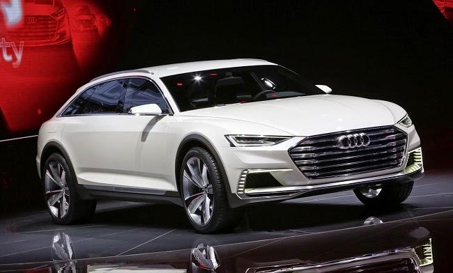 Audi Allroad Prologue concept