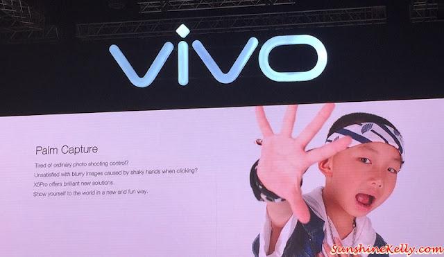 Palm Captur, vivo X5Pro Launch in Malaysia, vivo x5pro, vivo malaysia, vivo smartphone, vivo
