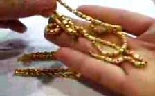 เทคนิคการดูทองปลอม Gold