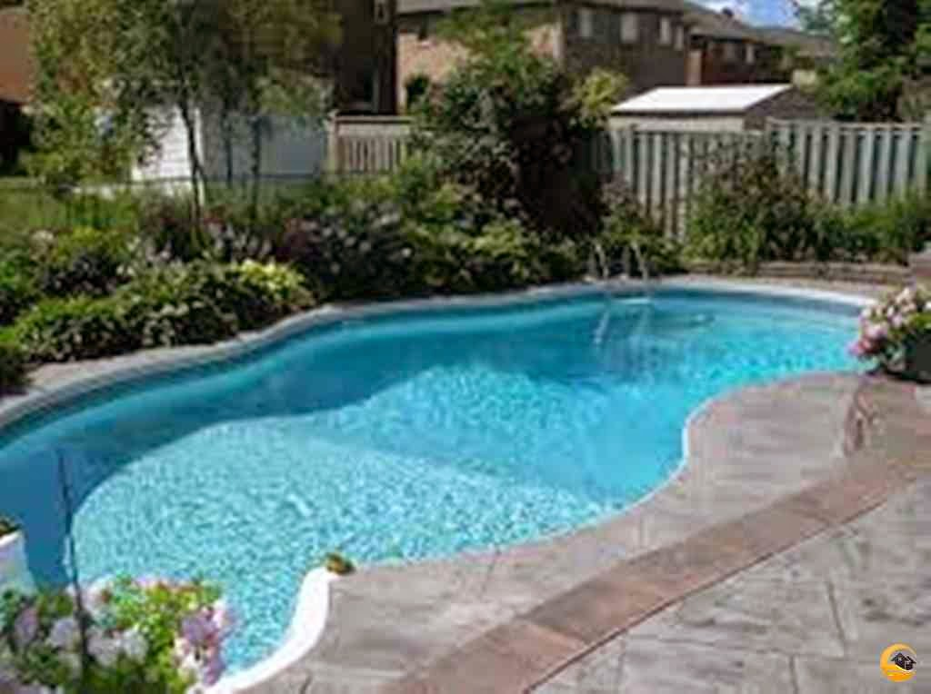 17 dream simple pool designs images djenne homes 43728 for Simple swimming pool designs