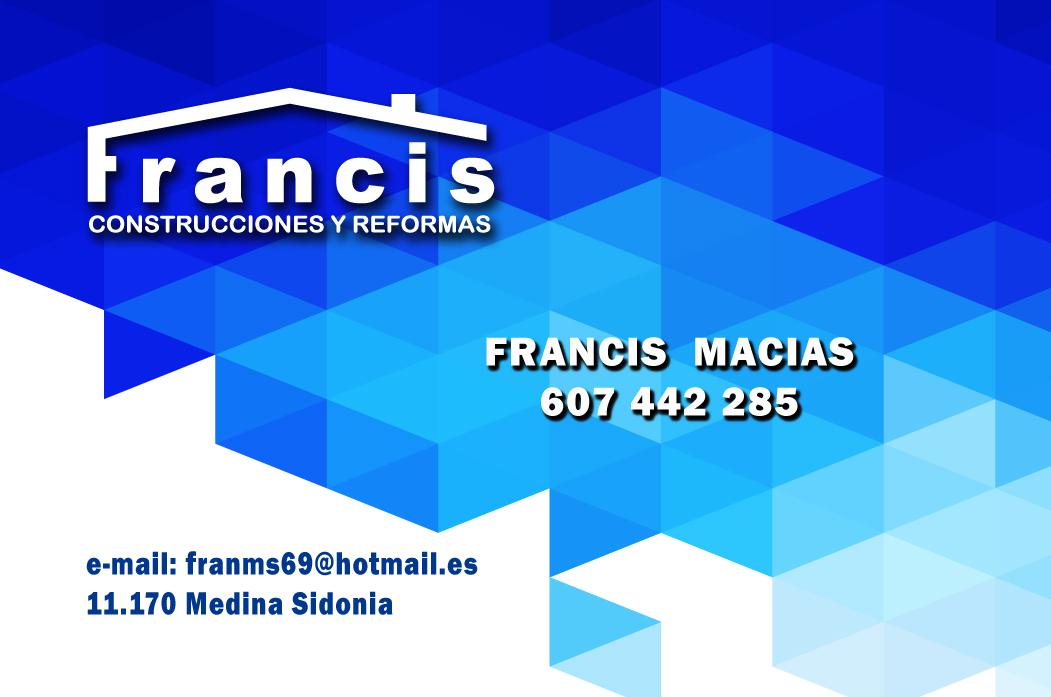 REFORMAS FRANCIS