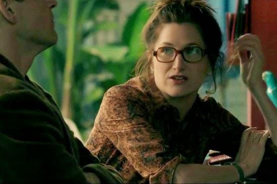 Kathryn Hahn Glasses