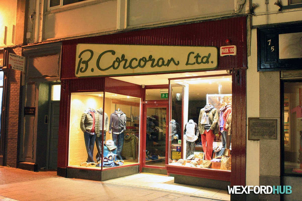 B.Corcoran, Wexford