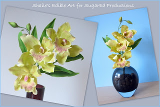 Shaile's Edible Art Tutorial for SugarEd Productions