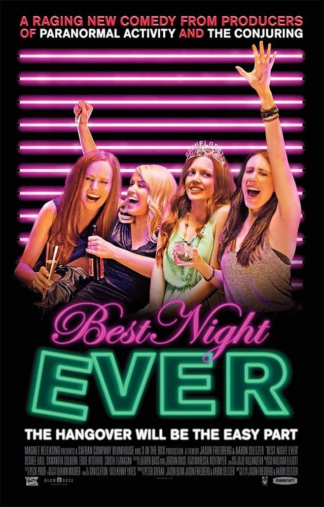 Best Night Ever 2013 Brrip ταινιες online seires xrysoi greek subs