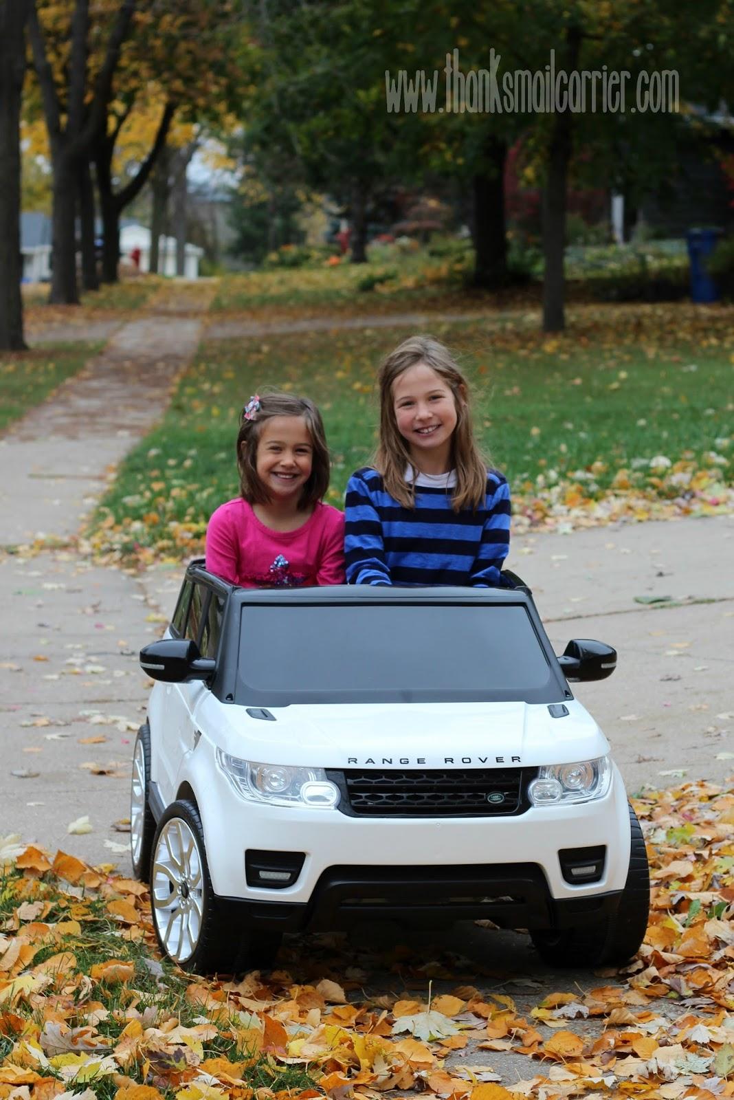 Range Rover Sport 12V review